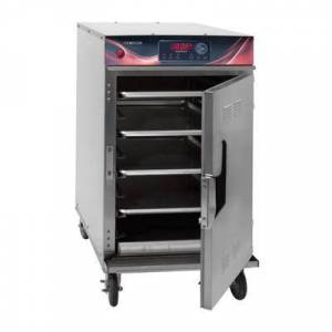 Cres Cor 1000-CH-SS-SPLIT-STK-DE Full-Size Cook and Hold Oven, 208-240v/1ph
