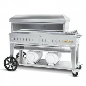 Crown Verity CV-PZ-48-MB Outdoor Pizza Deck Oven, Liquid Propane