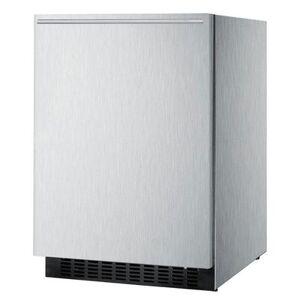 """Summit """"Summit FF64BXCSSHH 23 5/8"""""""" W Undercounter Refrigerator w/ (1) Section & (1) Door, 115v"""""""