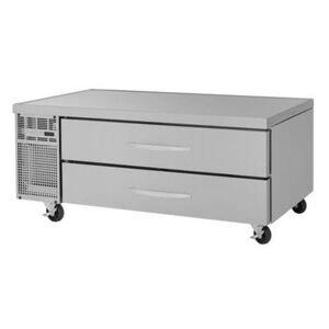 """Turbo Air """"Turbo Air PRCBE-60R-N 60"""""""" Chef Base w/ (2) Drawers - 115v"""""""