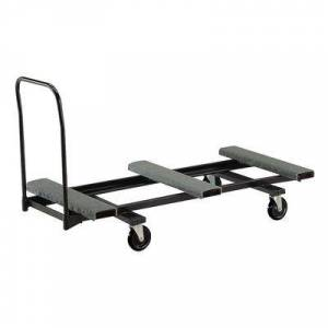 """Midwest Folding Products """"Midwest Folding Products HTC72 Table Truck w/ (12) 36"""""""" x 72"""""""" Table Capacity, Steel"""""""