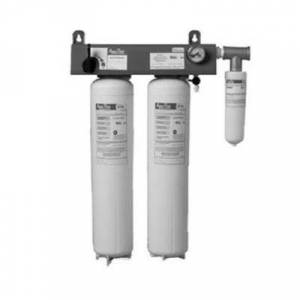 3M Cuno DP290 Twin Combination Water Filter Cartridge Assembly, Tank