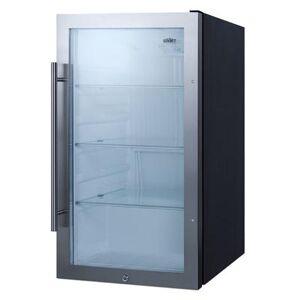"Summit ""Summit SPR489OS 19"""" Undercounter Outdoor Refrigerator w/ (1) Section & (1) Door, 115v"""