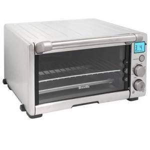 Breville BOV650XL Compact Smart Oven? w/ 8 Cooking Functions - 1800 watts, Brushed Stainless
