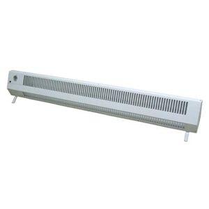 TPI 483TM Portable Baseboard Convection Heater - White, 120v