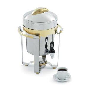 Vollrath 48328 2 9/10 gal Low Volume Dispenser Coffee Urn w/ 1 Tank, Chafing Fuel