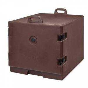Cambro 1826MTC131 Camcarrier? Insulated Food Carrier w/ (6) Pan Capacity, Brown
