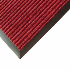 Winco FMC-310U Carpet Floor Mat - 3x10 ft, Burgundy