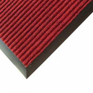 Winco FMC-35U Carpet Floor Mat - 3x5 ft, Burgundy