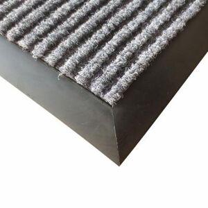 Winco FMC-310C Carpet Floor Mat - 3x10 ft, Charcoal