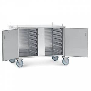 Convotherm CST10CBHDCA-4 Oven Stand w/ Casters for C4 6.10 & 10.10 Models