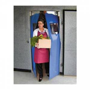"""Curtron """"Curtron PP-C-080-3678 36 x 78"""""""" H Swing Door for Walk In Coolers & Freezers, 2/25"""""""" Thick"""""""