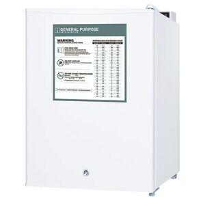 Accucold FF28LWHGP 2.4 cu ft Countertop Medical Refrigerator - Locking, 115v