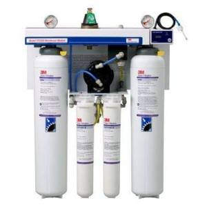 3M Cuno TFS450-5623901 Reverse Osmosis System w/ Blending Valve & Optional Water Booster Pump