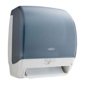 Bobrick B-72974 Surface Mount Automatic Universal Roll Towel Dispenser - Plastic, Navy