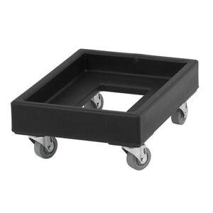 Cambro CD1420110 Camdolly? for Milk Crates w/ 350 lb Capacity, Black