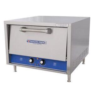Bakers Pride P24-BL Countertop Pizza/Pretzel Oven - Single Deck, 208v/1ph