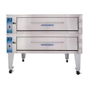 Bakers Pride ER-2-12-3836 Double Deck Bake/Roast Oven, 208v/3ph