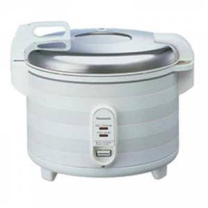 Panasonic SR-2363ZW Commercial Rice Cooker Warmer w/ 40 Cup Capacity, 70 3 oz Portion Servings