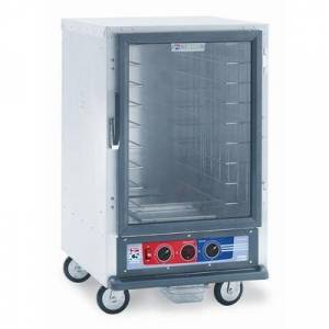 Metro C515-PFC-4 1/2 Height Non-Insulated Mobile Proofing Cabinet w/ (8) Pan Capacity, 120v