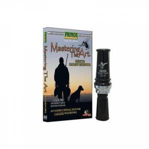 Primos Mastering the Art Goose Call Kit Instruction Pack