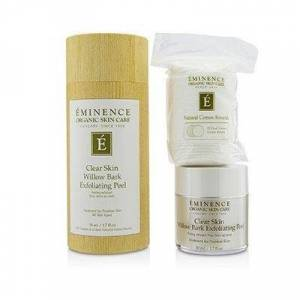 Eminence Clear Skin Willow Bark Exfoliating Peel (with 35 D