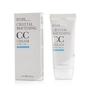 3W Clinic Crystal Whitening CC Cream SPF 50+/PA+++ - #02 Nat