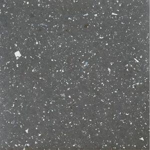 "Achim Home Dcor ""Sterling 12"""" x 12"""" Self Adhesive Vinyl Floor Tile by Achim Home Dcor in Black Granite"""