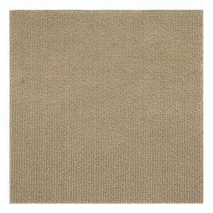 "Achim Home Dcor ""Nexus 12"""" x 12"""" Self Adhesive Carpet Floor Tile - 12 Tiles/12 sq. Ft. by Achim Home Dcor in Tan"""