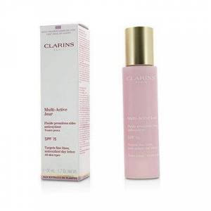 Clarins Multi-Active Day Targets Fine Lines Antioxidant Da