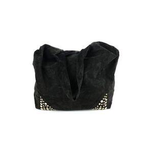 Vincent Cynthia Vincent Hobo Bag: Black Solid Bags