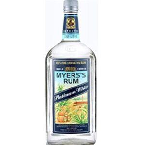 Myers's Rum Platinum 1.00L