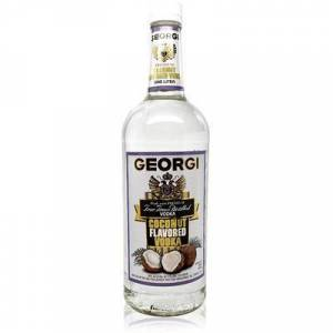 Georgi Vodka Coconut 1.75L