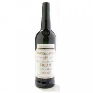 Savory & James Cream Sherry 1.50L