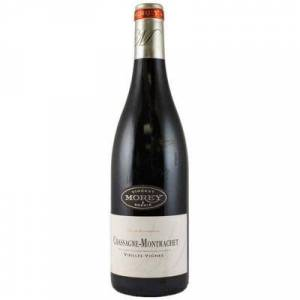 Vincent & Sophie Morey Chassagne-Montrachet Rouge Vieilles Vignes 2017 750ml