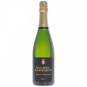 Domaine Sarrazin Cremant De Bourgogne Brut Champagne - France