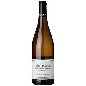 Vincent Girardin Meursault Les Grands Charrons 2018 White Wine - France