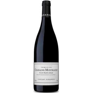 Vincent Girardin Chassagne-Montrachet Clos St Jean Premier Cru Rouge 2018 Red Wine - France