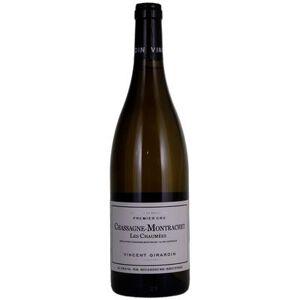 Vincent Girardin Chassagne-Montrachet Les Chaumees Premier Cru 2018 White Wine - France