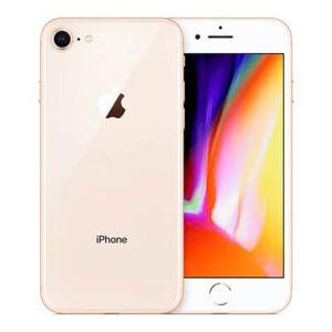 Apple iPhone 8 64GB Silver - Unlocked - (Certified Used)