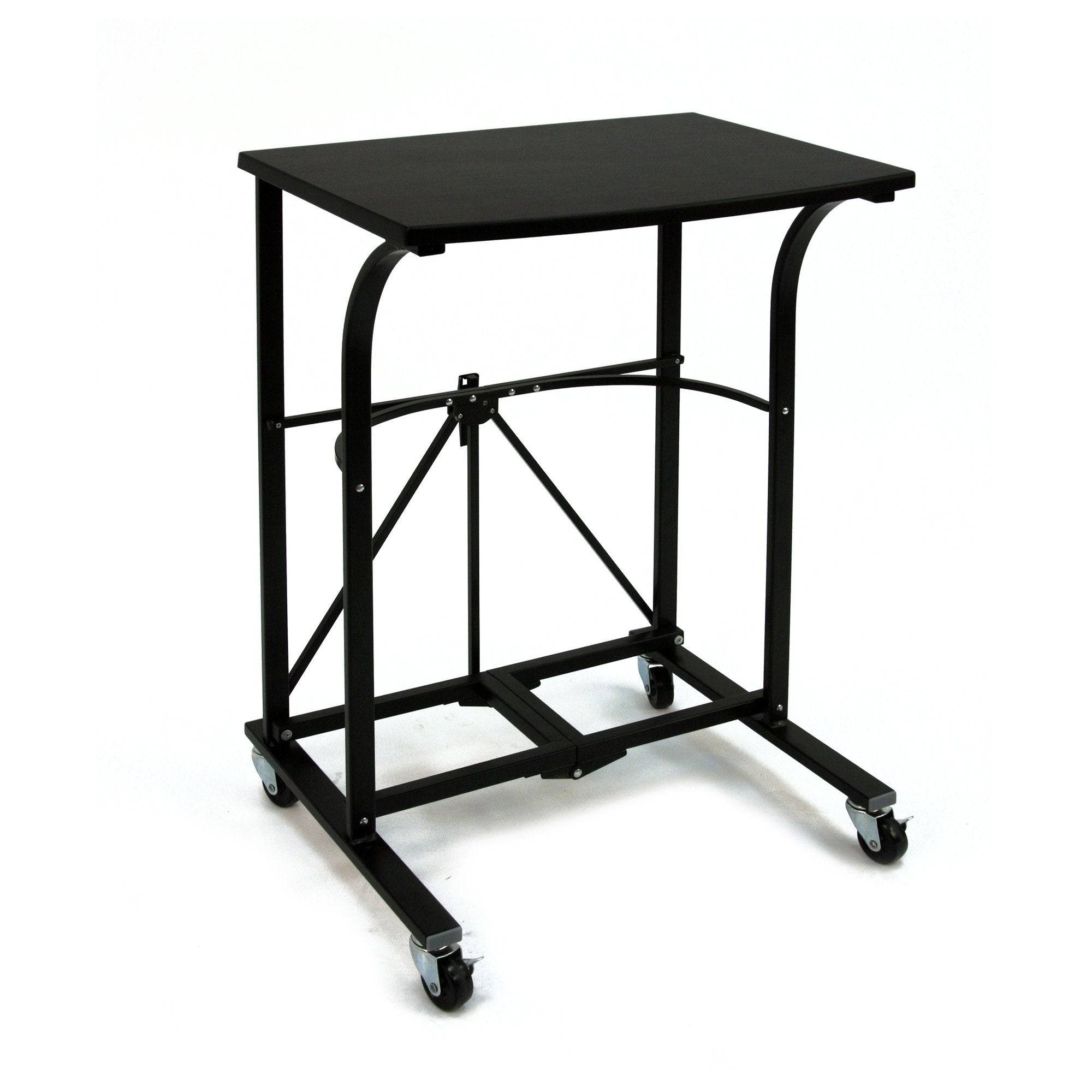Small Portable Laptop Trolley [OB]
