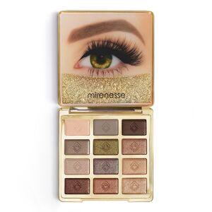 Mirenesse Australia Women's Eyeshadow 3. - Tigers Eye Anniversary Eyeshadow Palette