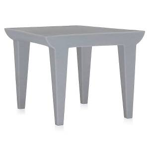 Kartell Bubble Club Table by Kartell - Color: Grey (6080/61)