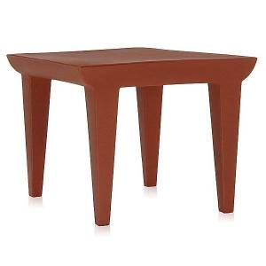 Kartell Bubble Club Table by Kartell - Color: Brown (6080/64)