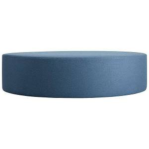 Blu Dot Bumper Ottoman by Blu Dot - Color: Blue (BY1-XLOTTO-MR)
