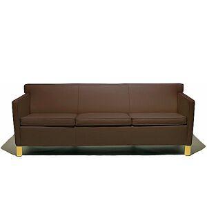 Knoll Krefeld Sofa by Knoll - Color: Purple (753-AOC-VO904)