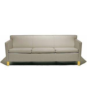 Knoll Krefeld Sofa by Knoll - Color: Cream (753-AOC-VO960)
