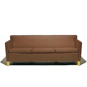 Knoll Krefeld Sofa by Knoll - Color: Beige (753-AOC-VO945)