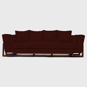 ARTLESS LRG Sofa by ARTLESS - Color: Wood Tones - Finish: Wood tones - (A-LRG-S-2-PA-W-BT)
