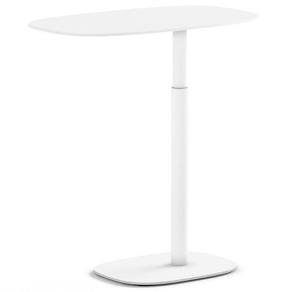 BDI Serif Lift Laptop Desk by BDI - Color: White - Finish: Matte - (1045 SA)